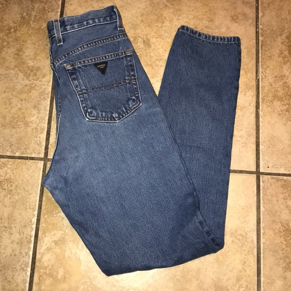 Vintage Guess Jeans Made in USA Size 30 on tag